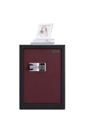 Stratford Premium Extra Large Heavy Duty Industrial Metal Safe with key code function
